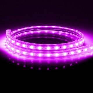 Faretto Proiettore LED Samsung 120lm/W Orientabile Rotondo 38W Silver-nero
