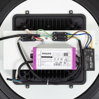 Faretto LED Samsung Harbor 38W per Binario Trifase